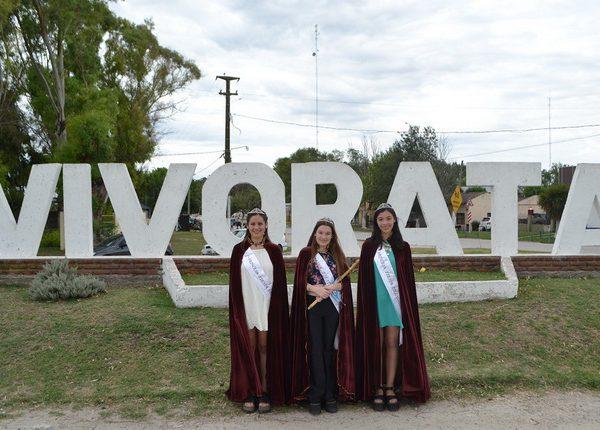 Nuevas soberanas de la Fiesta del Costillar (1)