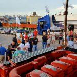 Gira de Motores Marinos Scania 2017 en puerto de Mar del Plata