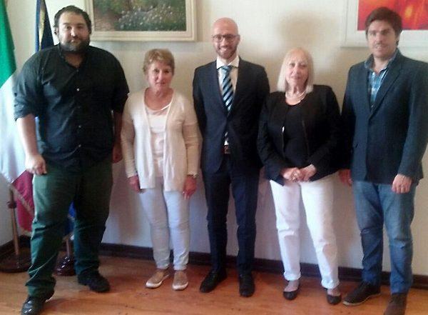 Convenio con el consulado italiano