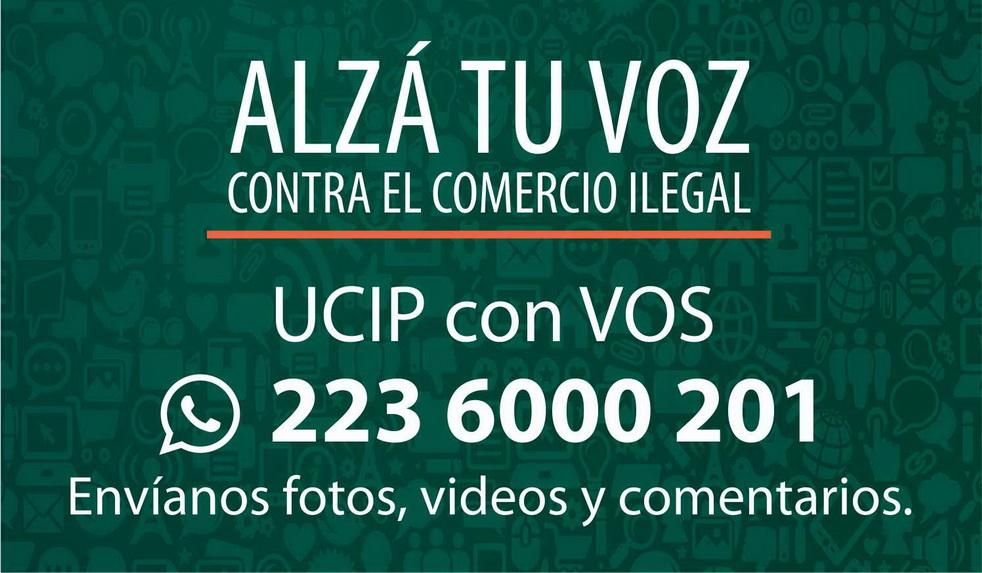 UCIP con VOS