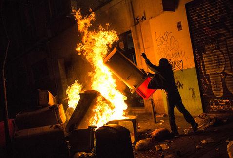 protestas-espana-racismo-vendedor-negro-muert