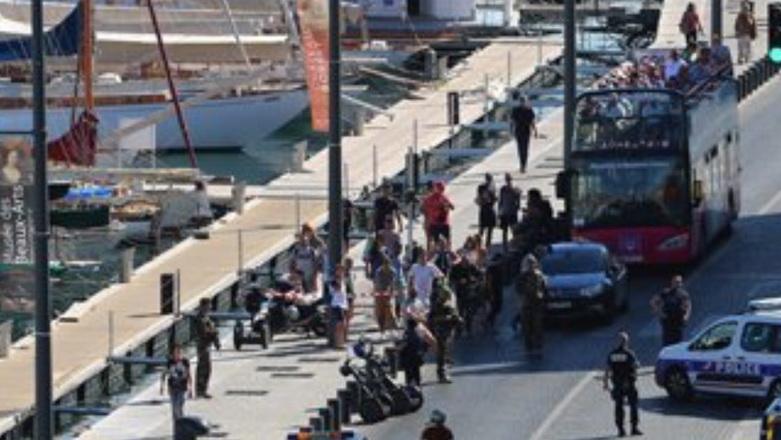 Atentado en Marsella