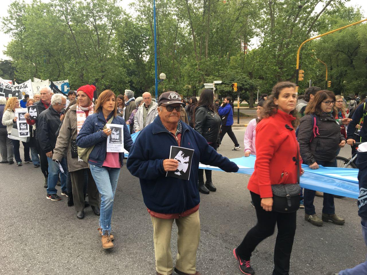 Marcha por Santiago 4