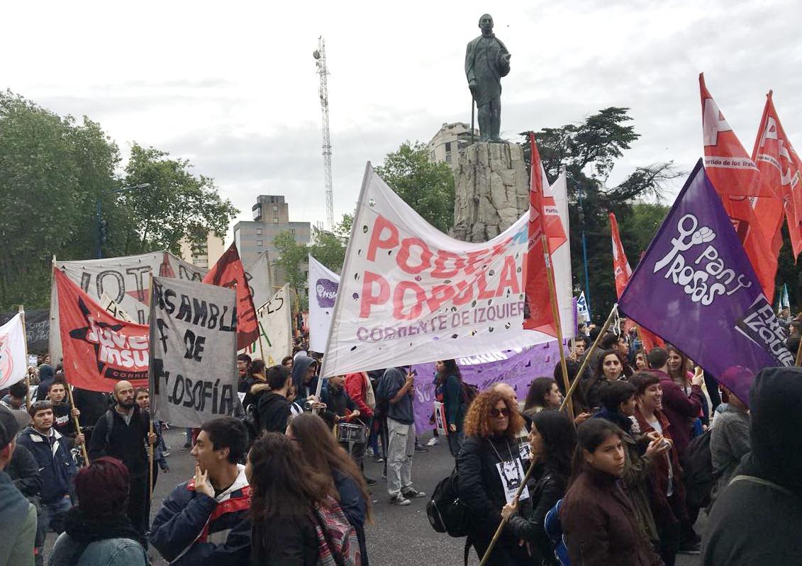 Marcha por Santiago 5
