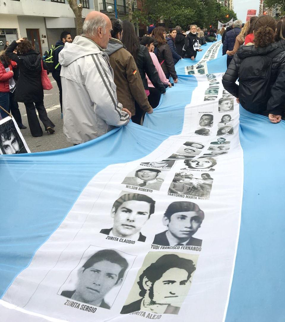 Marcha por Santiago 8