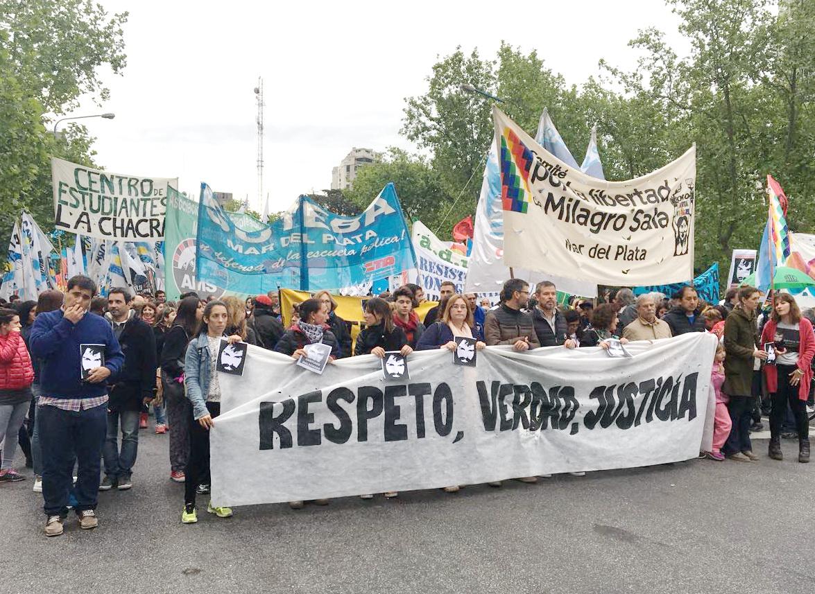 Marcha por Santiago 9