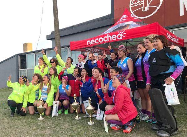 Necochea Hockey Ladies Mamis 2017