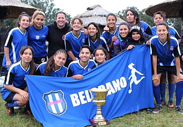 Belgrano Sub 16
