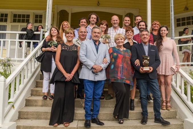 Entrega de premios Vilches