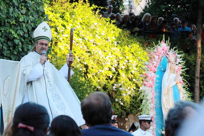 Fiesta de Lourdes 2018