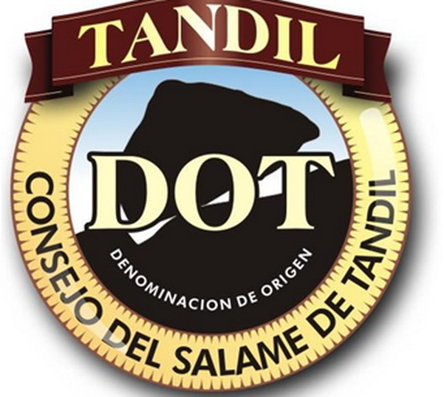 Logo DO Salame de Tandil