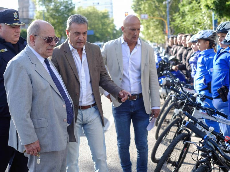 Fotos MGP - Seguridad - Motos y bicis para la Policia Local