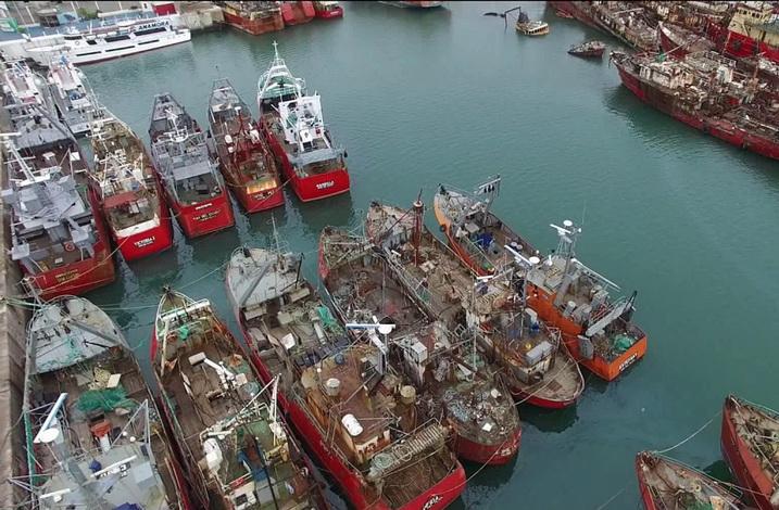 La ratificación del proyecto pesquero y su confirmación política (Cesar Lerena)