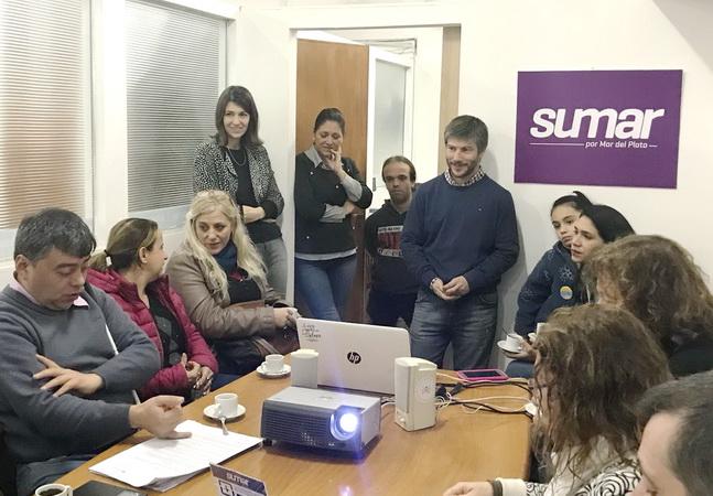 Presentación Subsecretaría de ONG