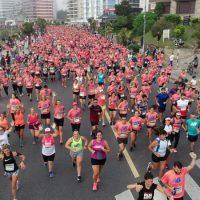 Ulises Sanguinetti y Belén Iardino ganadores de la Maratón Internacional - El Retrato de Hoy