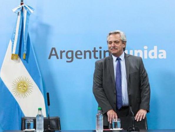 Alberto Fernández: los pueblos de América Latina se pondrán de pie
